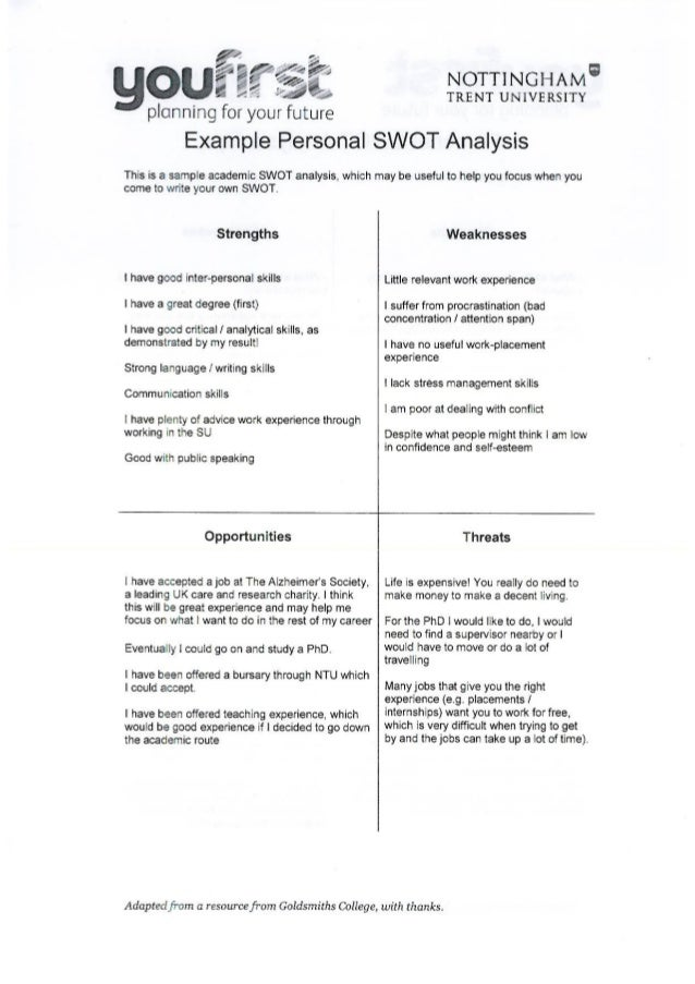 PERSONAL STATEMENT EXAMPLE | Template Pix