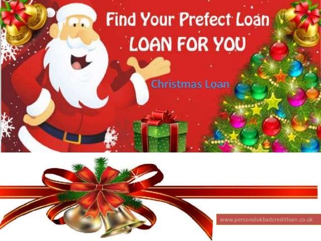 Christmas loan for bad credit | online bad credit Christmas loans