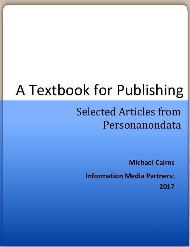 Personanondata Predications and Posts: 2006 - 2013