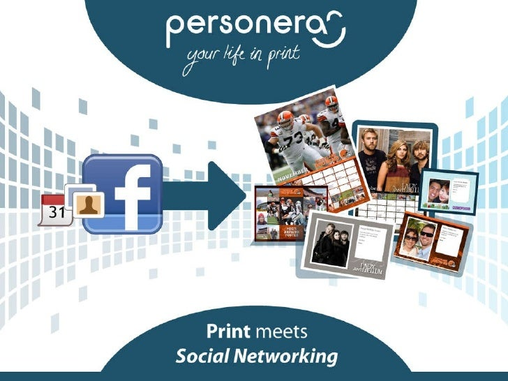 Personera: Print meets the Social Network