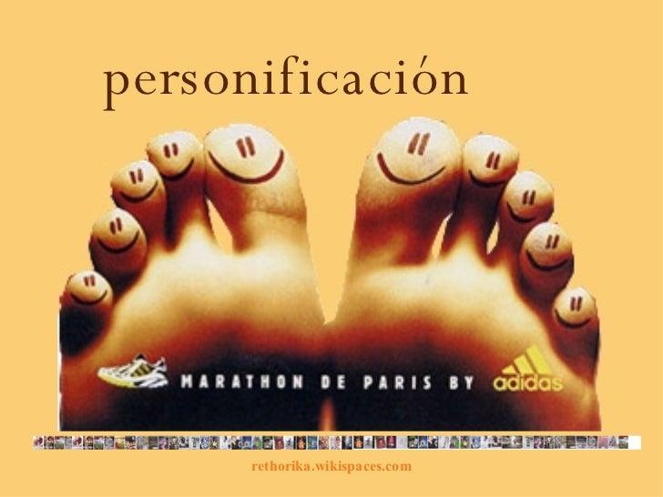 personificación