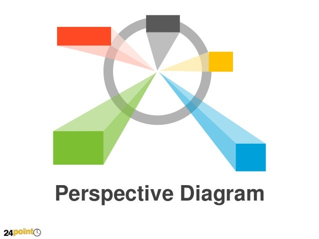 Perspective Diagram for PowerPoint
