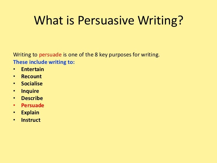 persuasive essay year 5 Free essay: persuasive essay laziness in america by greg hill comp 2 america today is a  nba and nfl all rose 5% to 10% this year,  essay on the persuasive text.