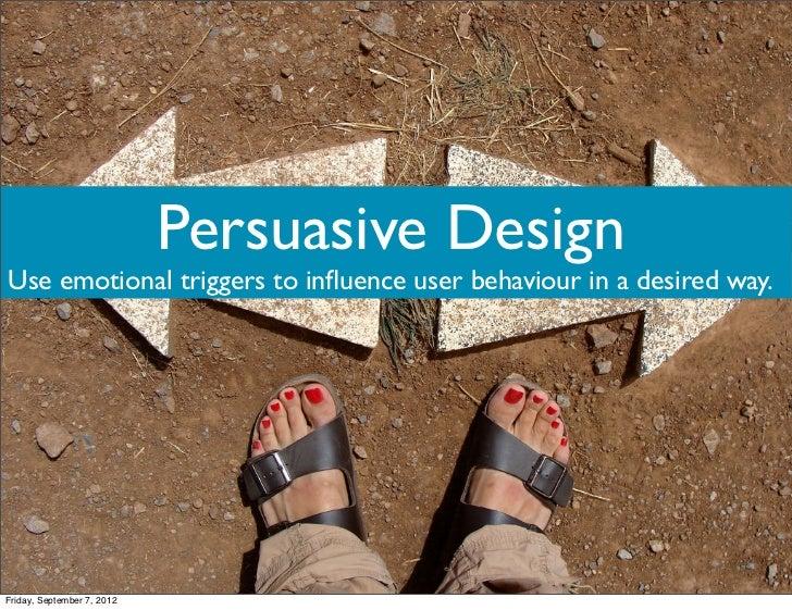 Persuasive design presentationd3=r1