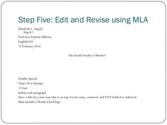 Persuasive Essay Title