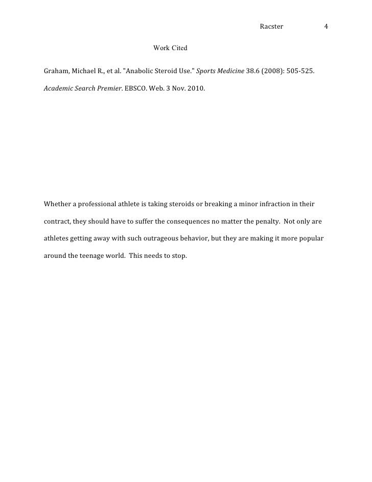 persuasive essay on anabolic steroids   Forum