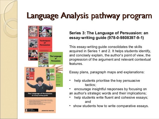 essays on language analysis A+ vce english essays 30,101 likes 5 talking about this biggest vce forum on fb: wwwfacebookcom/groups/thevcemeetingpoint/ join today.