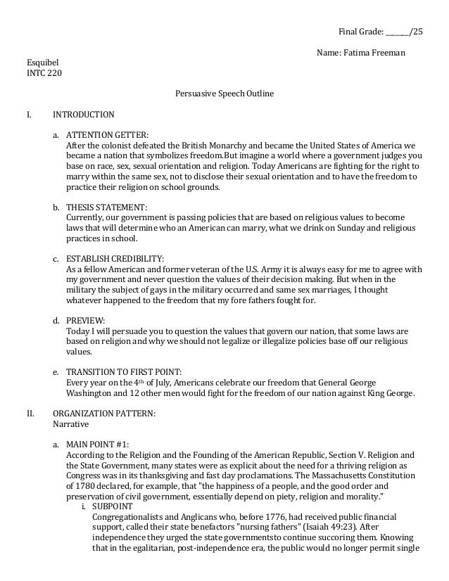 Persuasive Speech Sample Persuasive Essay Speech Topics Address