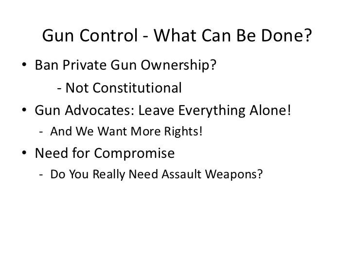 """thesis statement for gun control laws Update- this question was merged and the original question i answered was about """"a thesis promoting gun control gun laws roots racial good thesis statement."""