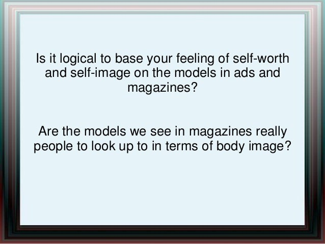 Sample Media and womens body image essay titles - Examples & Topics