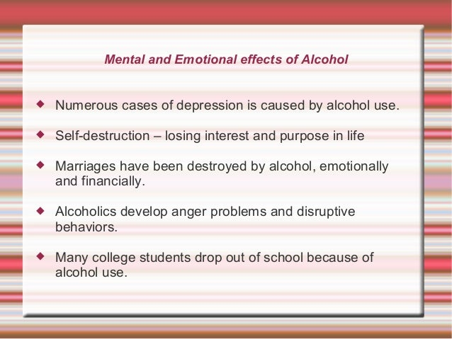 teenage alcoholism essay