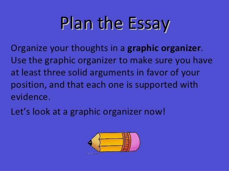 5Th Grade Persuasive Essay Lesson Plan