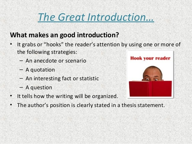 What are some good introductions for persuasive writing, on this topic?