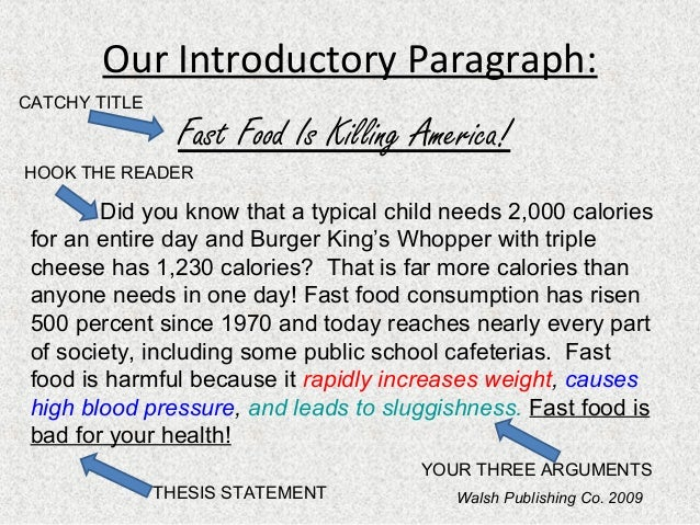 for and against essay about fast food Junk food and the school cafeteria 2 pages 530 words march 2015 saved essays save your essays here so you can locate them quickly.