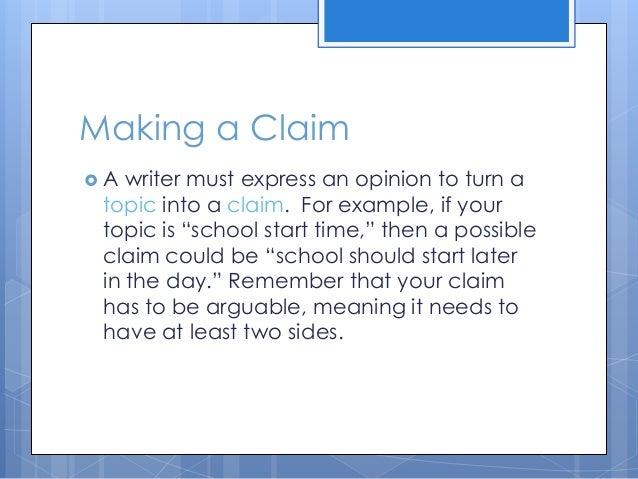 Essay writing workshop powerpoint