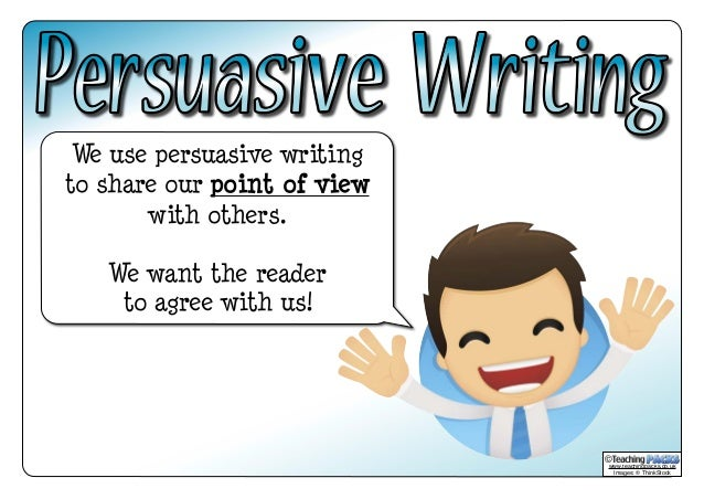persuasive writing techniques powerpoint