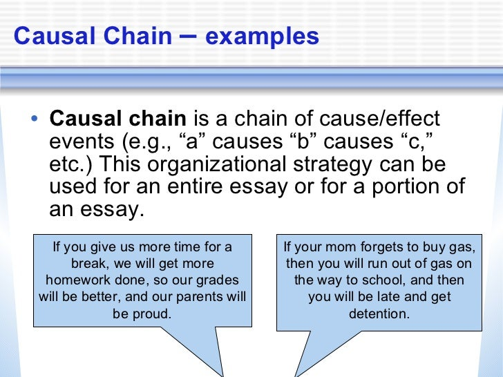 Write my cause and effect thesis example