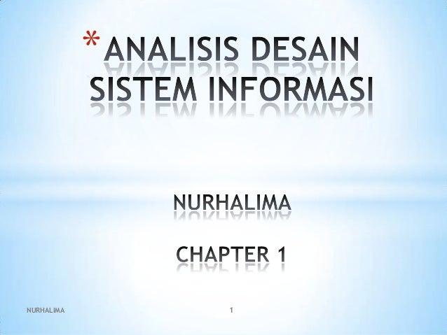 Pert.1 pengenalan analisis desain