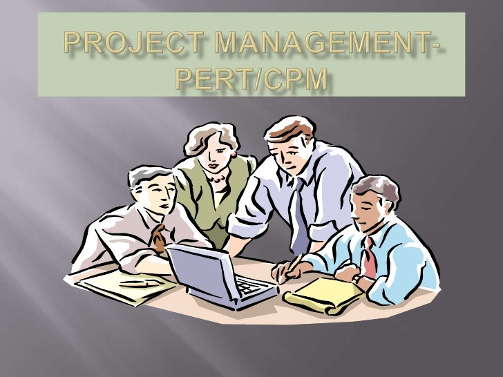 Project Management Pert And Cpm