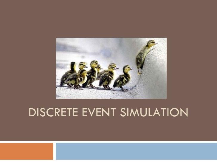 Simulasi - Pertemuan III