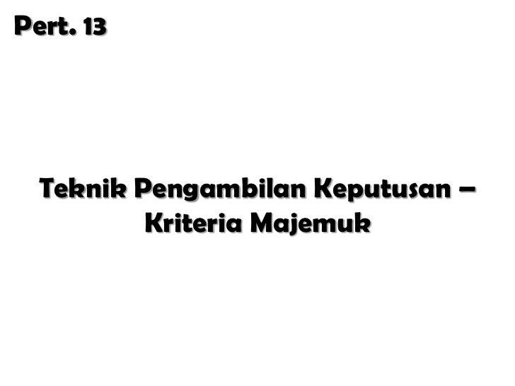 Pertemuan13