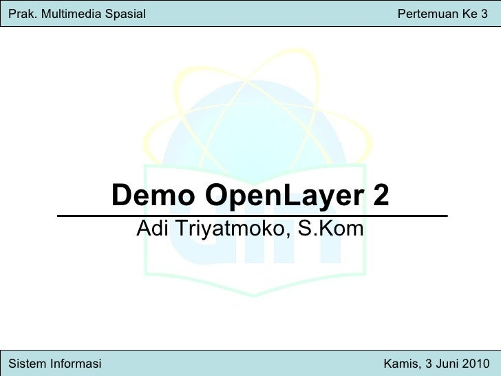 demo open layer 2