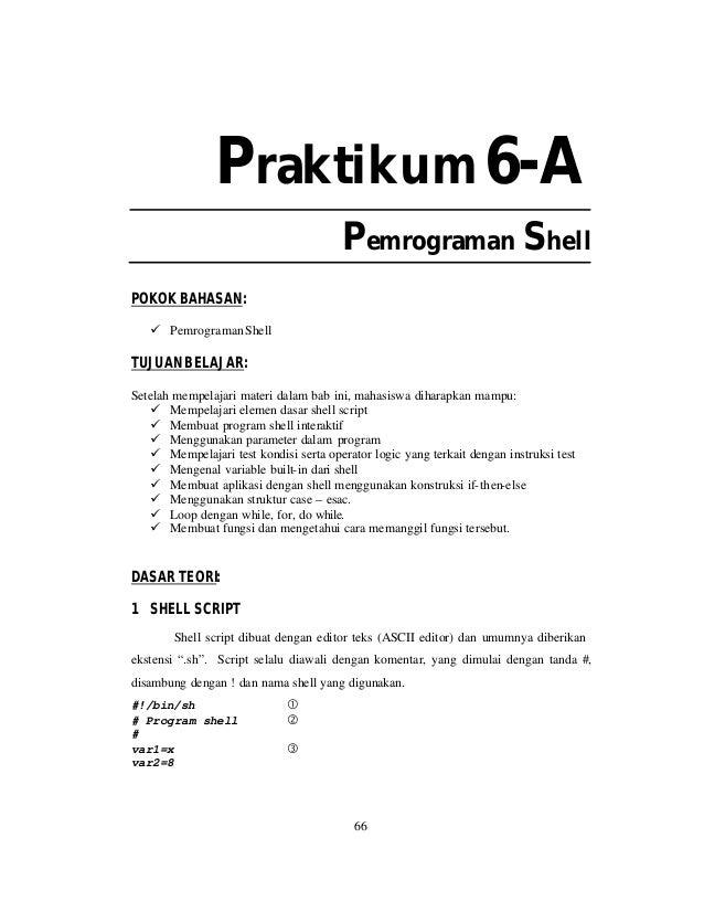 Praktikum 6A