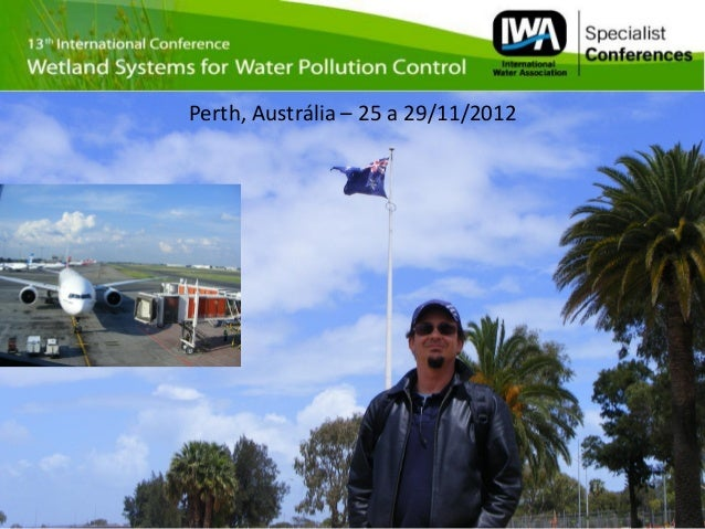Perth, Austrália – 25 a 29/11/2012