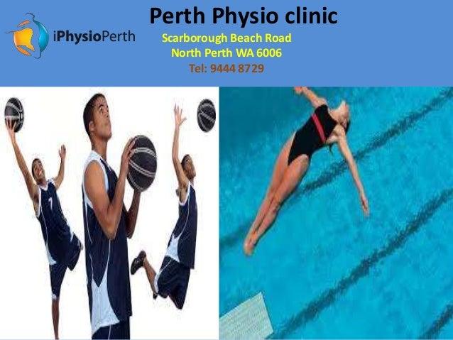 Perth Physio clinic Scarborough Beach Road North Perth WA 6006 Tel: 9444 8729