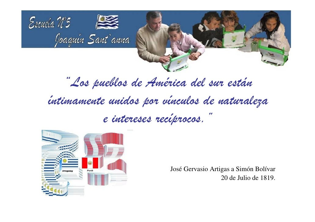 Experiencia Dokeos en Escuela de Uruguay