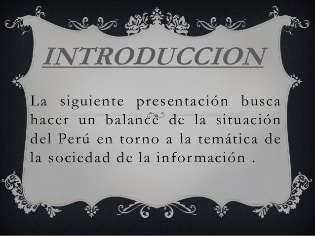 Estrategias del Peru