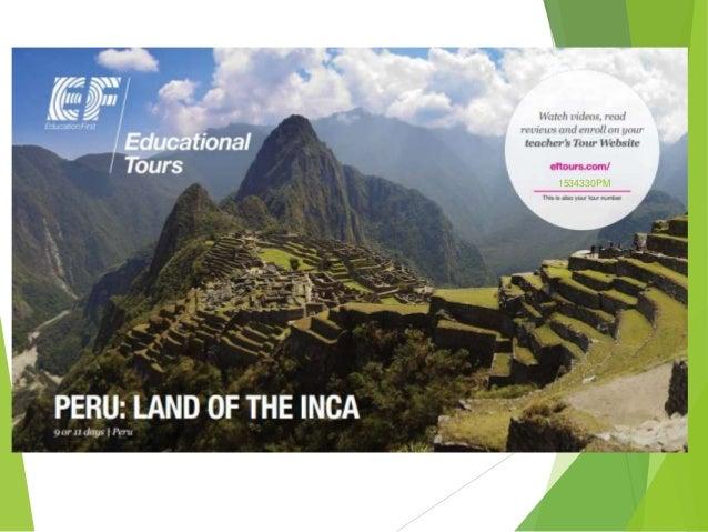 Peru presentation_11 months