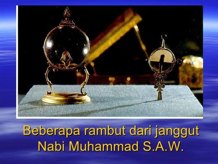 Janggut Nabi Muhammad Dari Janggut Nabi Muhammad