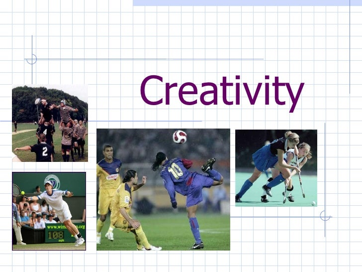 PE SG Creativity