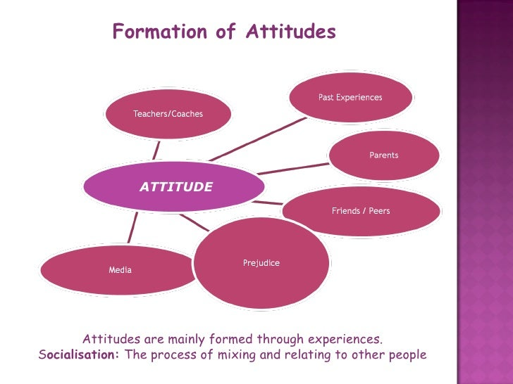 attitude formation and stereotypes Attitude formation • attitudes  • stereotypes are defined as a collection of ideas someone has about another individual or.