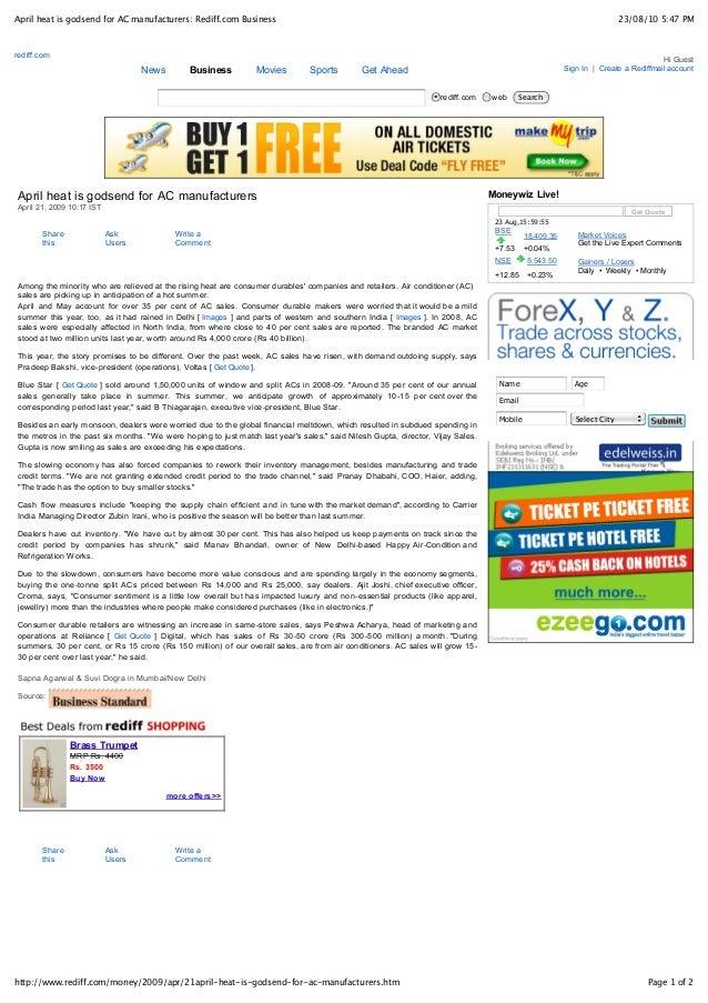 PRESS  COMMENTS  of PESHWA  ACHARYA