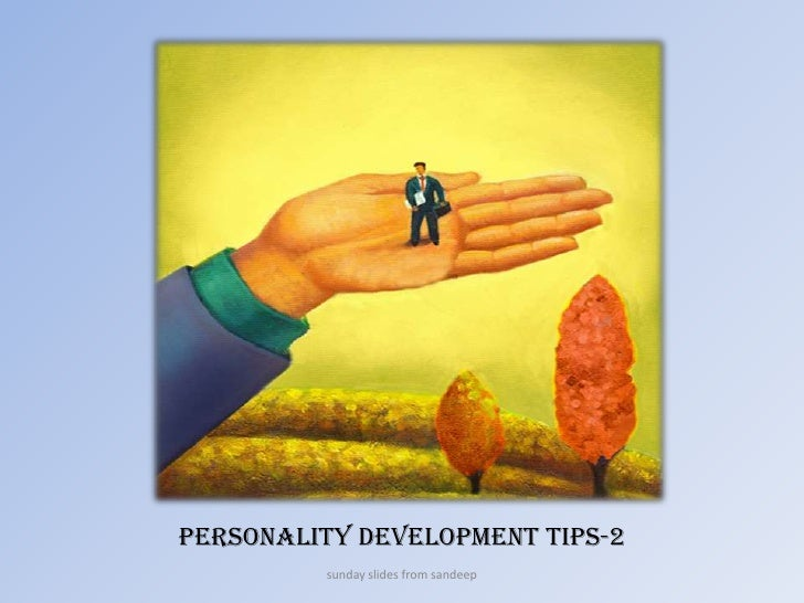 Pesonality development tips 2