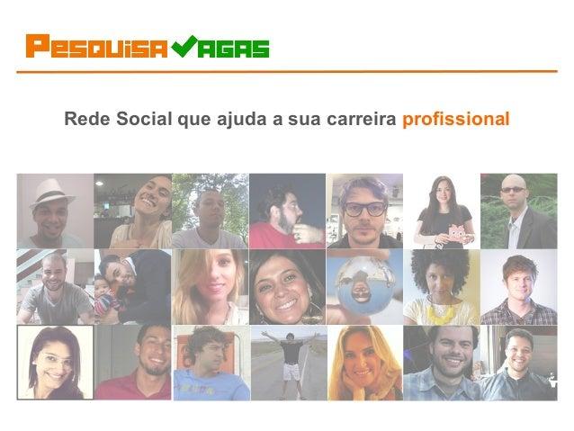 Rede Social que ajuda a sua carreira profissional