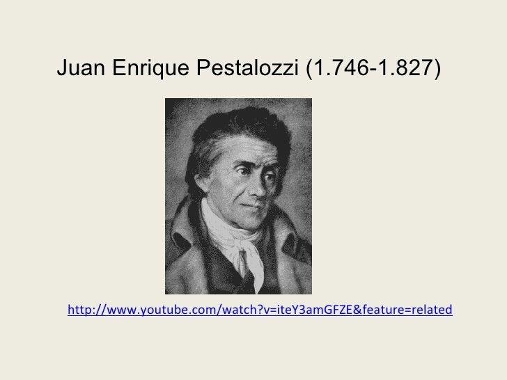 Pestalozzi - Juan enrique ...