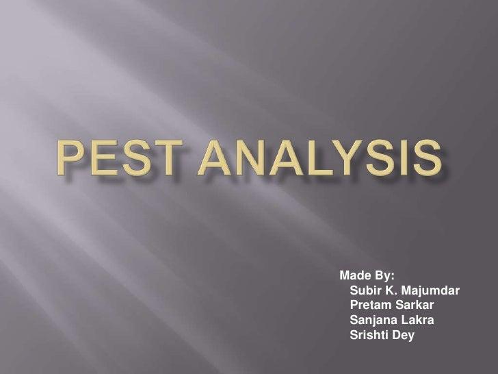 pestle analysis of usa pdf