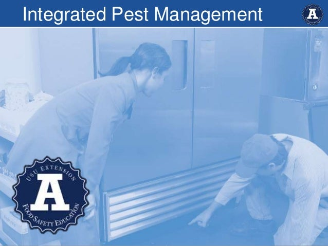 Retail Foodservice pest control 2012