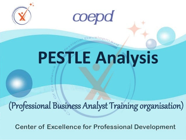 Pestle analysis for education industry Research paper Academic Service