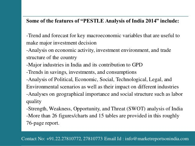 Indian Steel Industry: Political, Economic, Social and Technological Aspects