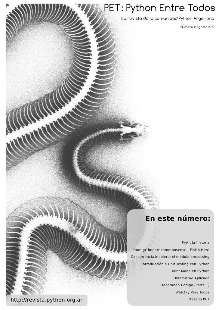 Revista Python entre todos No.1