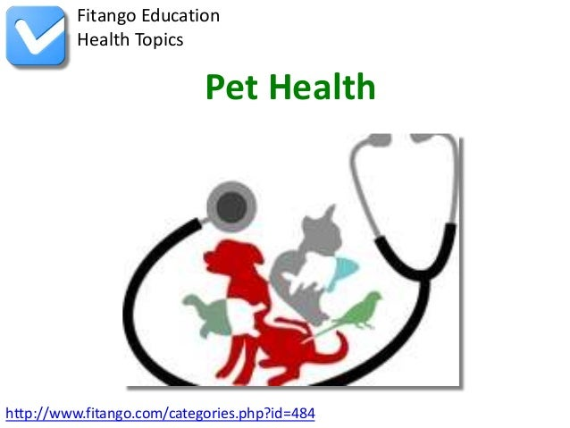 Fitango Education          Health Topics                            Pet Healthhttp://www.fitango.com/categories.php?id=484