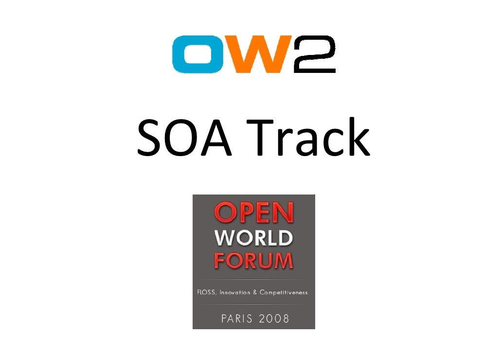 SOA Track