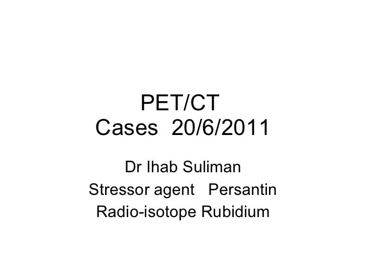 Petct cases 2062011