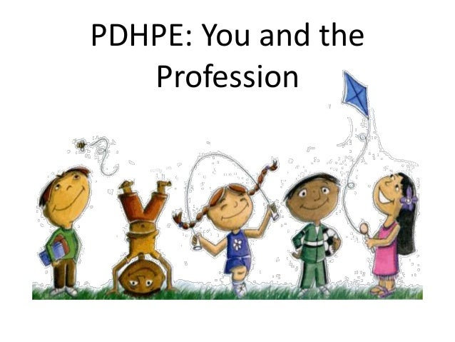 PDHPE: You and the Profession
