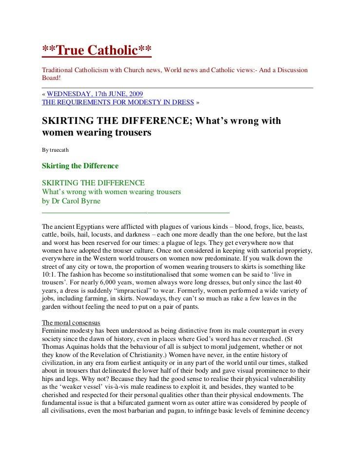 "HYPERLINK ""http://truecath.wordpress.com/"" **True Catholic**<br />Traditional Catholicism with Church news, World news an..."