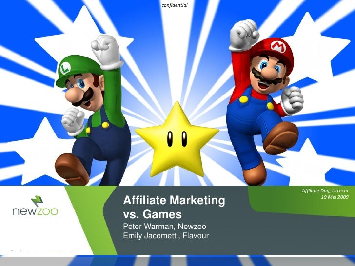 Peter Warman - inGame advertising en affiliate marketing